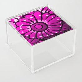 Talavera Hot Pink Acrylic Box