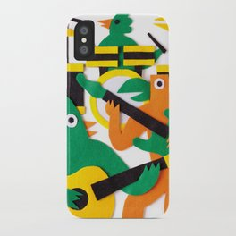 The Band iPhone Case
