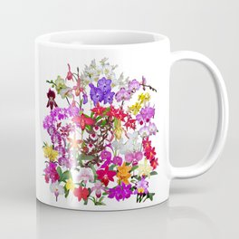 A celebration of orchids Coffee Mug