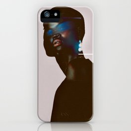 """lights cAn hypnotise"""" iPhone Case"""