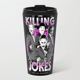 The Killing Jokes Travel Mug