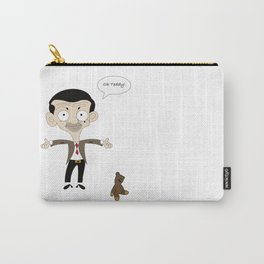 Oh Teddy! Carry-All Pouch