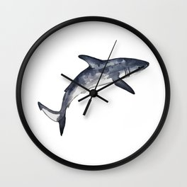 Sleek Wall Clock