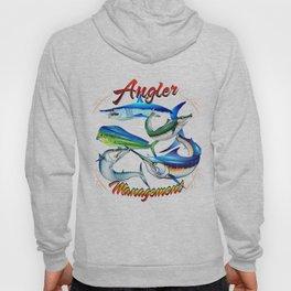 Angler Management Offshore Fish Hoody