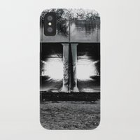 melbourne iPhone & iPod Cases featuring Melbourne Tunnels by Paul Vayanos