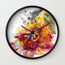 MINGA x Delivery of a Gift Wall Clock