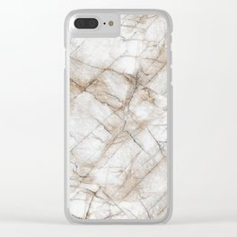 Stone Texture Surface 23 Clear iPhone Case