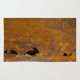 Holy Rusted Metal Rug