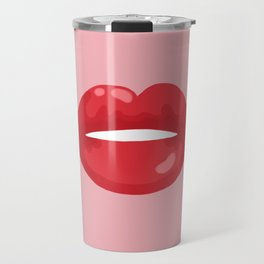 Lips #3 Travel Mug