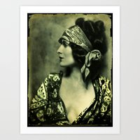 bohemian Art Prints featuring Bohemian by Northern Light Images
