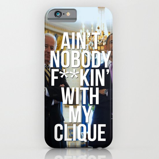 The Clique - '08-'16 iPhone & iPod Case