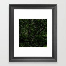 Green Season Framed Art Print