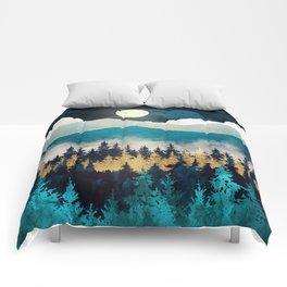 Evening Mist Comforters