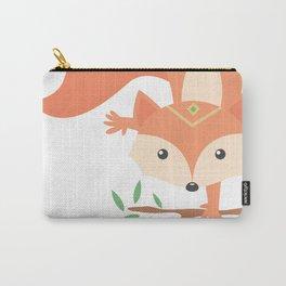Little Yogi Fox Carry-All Pouch