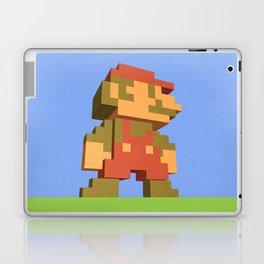 Mario NES nostalgia Laptop & iPad Skin