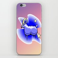 astrology iPhone & iPod Skins featuring Astrology, Capricorn by Karl-Heinz Lüpke