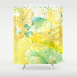 Color of the Kid Shower Curtain