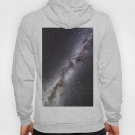 Barred Spiral Galaxy Hoody