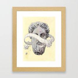 In principio Framed Art Print