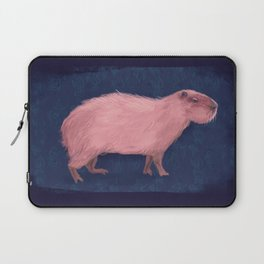 Capy Rosado Laptop Sleeve