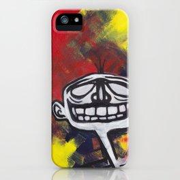 Grimace iPhone Case