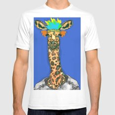 This is Carnaval. MEDIUM Mens Fitted Tee White