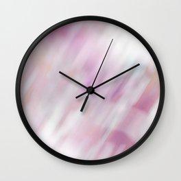 Satin Ikat Wall Clock