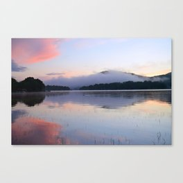 Tranquil Morning in the Adirondacks Canvas Print