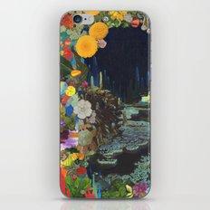 Cave Garden II iPhone Skin