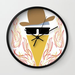 The Reverend Wall Clock