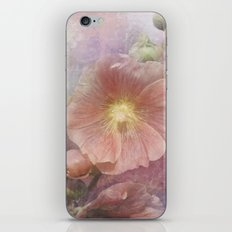 Hollyhock iPhone & iPod Skin