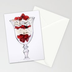 Dessert, Please Stationery Cards