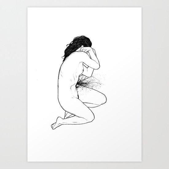 Void Her Art Print