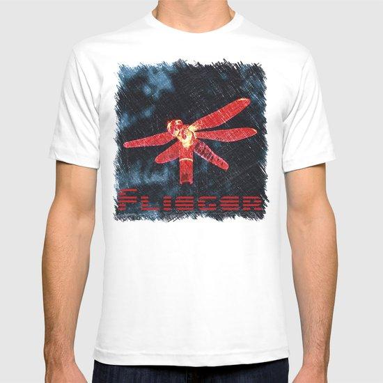 Night flyer T-shirt