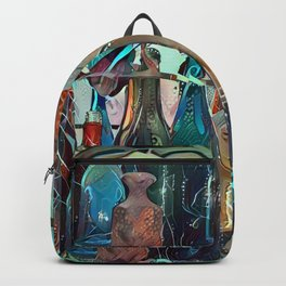 Bottle Collection Backpack