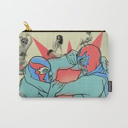 Mondo Lucha! Carry-All Pouch