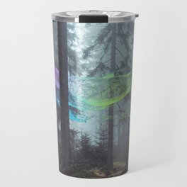 Whale Music in the Forest Travel Mug