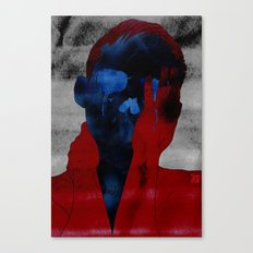 Tears From Bone Canvas Print