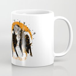 Huntress Coffee Mug