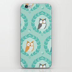 Sweet Owlies - Dusk iPhone & iPod Skin