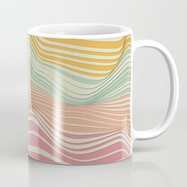 Colored Landscape Coffee Mug