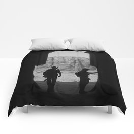 Explore, Petra Valley Comforters