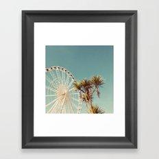 The Height of Summer Framed Art Print