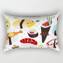 Sushi galore Rectangular Pillow