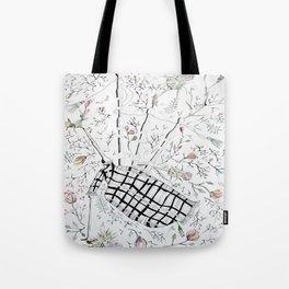 The bagpipes Tote Bag