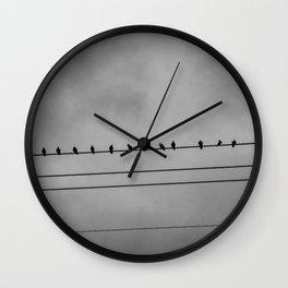 272   austin Wall Clock