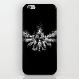Triforce Smoke iPhone Skin