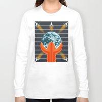 dune Long Sleeve T-shirts featuring Dune by milanova