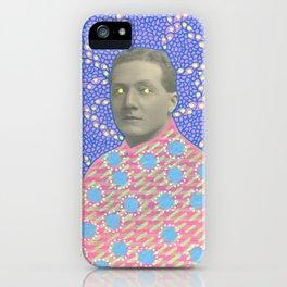Gentleman 002 iPhone Case