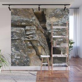 Where Ancients Walked Natural Earth Art Rock Texture Wall Mural